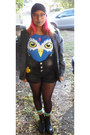 Blue-eagle-sweater-rue-21-sweater