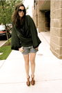 Green-elizabeth-and-james-jacket-blue-seven-shorts-blue-t-by-alexander-wang-