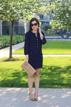 H&M dress - Marc Jacobs bag - Nine West pumps