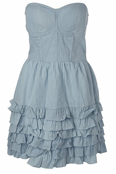 blue Newlook dress