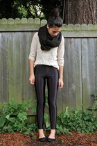 black American Apparel pants