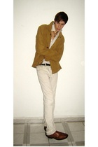 MacClaws jacket - Springfield - Miguel Galau shoes - Park Avenue