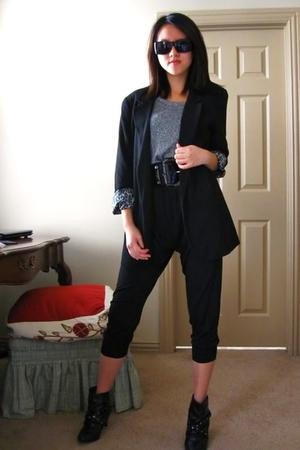 THX suit - Tart pants - Mudd boots
