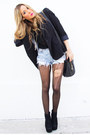 Black-haute-rebellious-blazer-black-studded-haute-rebellious-bag