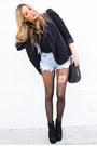 Black-haute-rebellious-blazer-black-studded-haute-rebellious-bag
