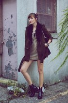 H&M Trend jacket - Jordan Taylor dress - Givenchy bag