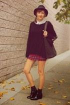 asos sweater - Givenchy bag - Forever 21 skirt