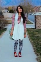 red stripes 6ks shirt