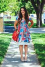 Bubble-gum-floral-joe-browns-dress
