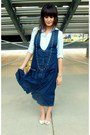 Navy-jean-tj-maxx-dress
