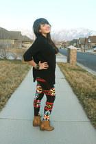 black aztec Style Lately leggings