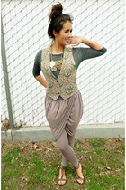heather gray Suglarlips Apparel pants