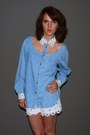 Chambray-denim-vintage-shirt
