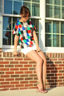 Blue-vintage-blouse-white-american-apparel-skirt-red-b-brian-atwood-sandals
