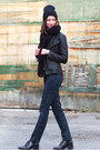 Black-tabelina-hat-black-infiniteen-jacket-black-h-m-scarf