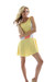 yellow summer dress DivaNYcom dress