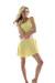 yellow summer dress DivaNYcom dress