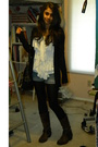 Black-target-cardigan-white-shirt-blue-forever21-jeans-black-stockings-b