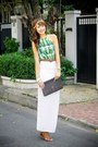 Dark-brown-valentino-bag-white-h-m-skirt-light-brown-chanel-belt