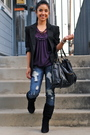 Black-forever-21-blazer-black-forever-21-boots-purple-fashion-gal-blouse