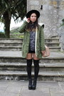 Olive-green-zara-coat