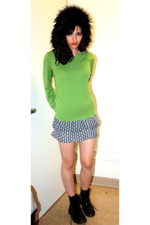 green Theory sweater