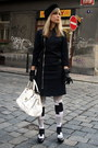 Black-public-beware-coat-black-turban-bcbg-max-azria-hat-white-marc-jacobs-b