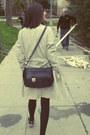 Marks-spencer-coat-vintage-bag-vintage-shorts-bershka-jumper-converse-sn