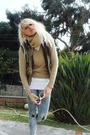 Ralph-lauren-sweater-la-perla-jacket-zara-jeans-louis-vuitton-purse-mana