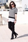Black-h-m-blazer-white-zara-shirt-black-h-m-pants-white-h-m-blouse