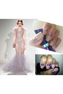 Marchesa-dress-nails-sally-hansen-accessories-nails-opi-accessories
