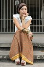 Mary-janes-gojane-shoes-bangles-accessories-maxi-skirt-used-to-be-moms-skirt