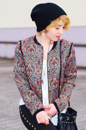brocade Zara jacket