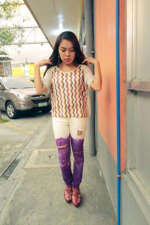 abstract SO Fab heels