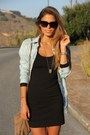 Lbd-dress-chambray-blouse