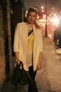 Zara-blazer-balenciaga-bag-helmut-lang-top-zara-pants