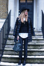Zara-coat-balenciaga-bag-warehouse-jumper