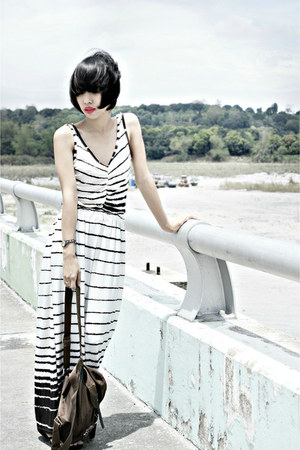 White-striped-romper