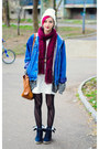 Nowistyle-dress-oversize-denim-jacket-asos-cardigan