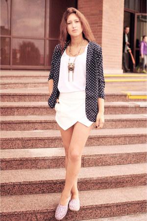 material spodnica skirt