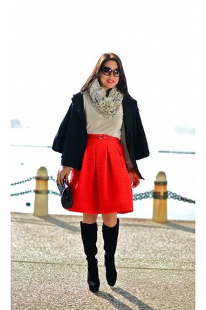 H&M skirt - magaschoni cape