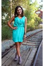 Aquamarine-urban-outfitters-dress-light-pink-go-jane-boots
