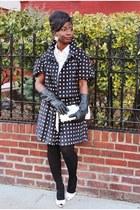 short sleeves Tibi jacket - graphic Tibi skirt