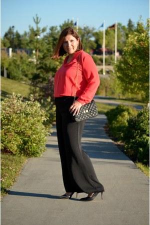 424 Fifth blouse - H&M pants