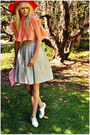 Romwe-blouse-fancytreehouse-skirt