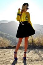BCBG blouse - Bar III dress