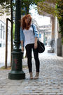Black-topshop-pants-black-next-bag-beige-mango-boots-blue-zara-shirt-whi