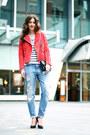 Asos-jeans-asos-jacket-topshop-sweater-topshop-bag-topshop-heels