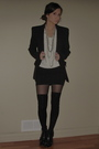Zara-blazer-725-shirt-american-apparel-skirt-aldo-accessories