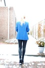 Blue-ralph-lauren-blazer-white-h-m-shirt-black-super-trash-leggings-black-